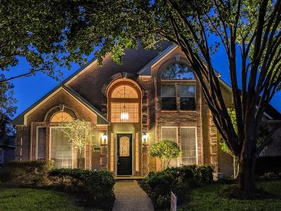 Coppell Single Family Home For Sale: 1305 Coral Drive