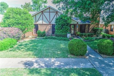 Wylie Single Family Home For Sale: 107 Fairmount Drive