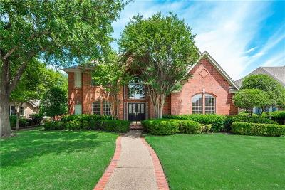 Coppell Single Family Home For Sale: 308 Dogwood Trail