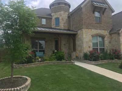 Flower Mound Single Family Home For Sale: 6627 Dolan Falls Drive