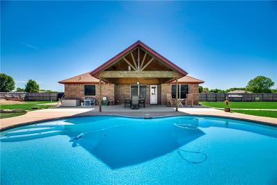 Haslet Single Family Home Active Option Contract: 201 Lexington Circle