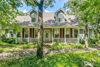 Burleson Single Family Home For Sale: 412 Hoover Road