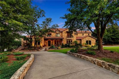 Aledo Single Family Home Active Option Contract: 1501 Oaklawn Court