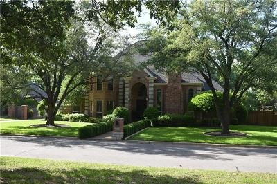 Colleyville Single Family Home Active Option Contract: 3002 Glen Dale Drive