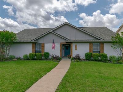 Garland Single Family Home For Sale: 2514 Suncrest Drive