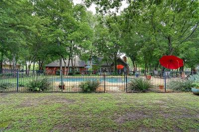 Flower Mound Single Family Home Active Option Contract: 4025 Bordeaux Circle