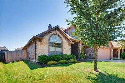 Single Family Home Active Contingent: 10012 Red Bluff Lane