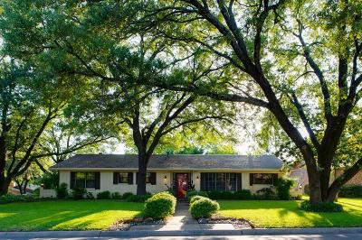 Benbrook Single Family Home Active Option Contract: 4016 Sunnydale Drive