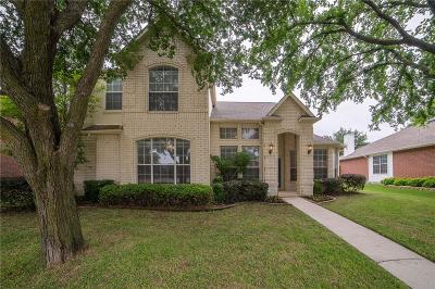 Lewisville Single Family Home For Sale: 920 Hawthorne Drive