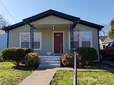 Single Family Home For Sale: 1507 N Bradley Street