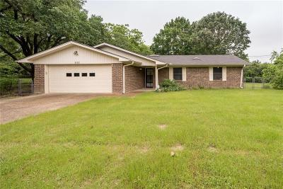 Lindale Single Family Home For Sale: 206 Helen Drive