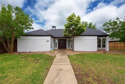 Carrollton Single Family Home For Sale: 1017 Oxfordshire Drive