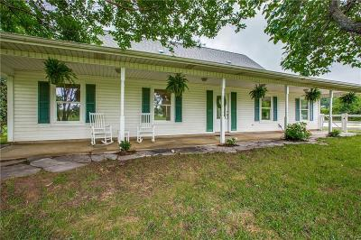 Burleson Single Family Home Active Option Contract: 6260 Retta Mansfield Road
