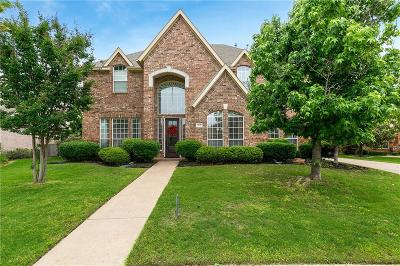 Keller Single Family Home For Sale: 315 Bramble Woods
