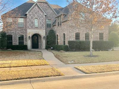 Mansfield Single Family Home For Sale: 4083 Water Park Circle