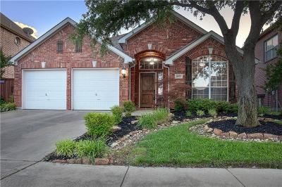 Flower Mound Single Family Home Active Contingent: 4033 Sharondale Drive