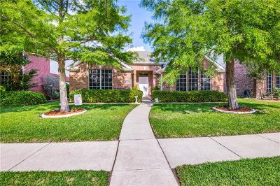 Frisco Single Family Home For Sale: 6878 Richmond Drive