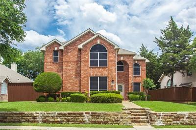 Collin County Single Family Home For Sale: 8844 Canyonlands Drive