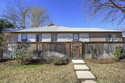 Residential Lease For Lease: 2200 W Rosedale Street S #A