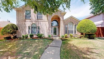 Allen Single Family Home For Sale: 972 Rutgers Court