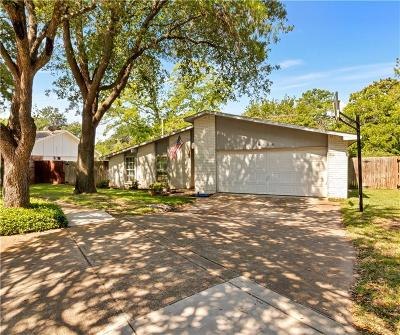 Arlington Single Family Home For Sale: 2610 Rush Valley Court