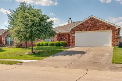 McKinney Single Family Home Active Option Contract: 2504 Gabriel Drive