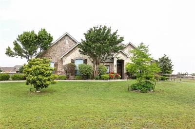 Benbrook Single Family Home For Sale: 4640 Ricky Ranch Road