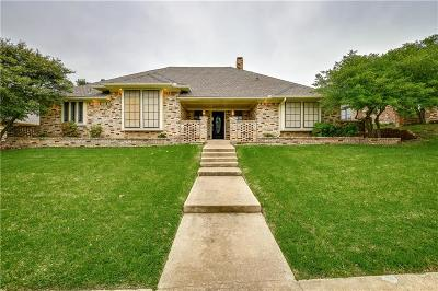 Garland Single Family Home For Sale: 2610 Club Meadow Drive