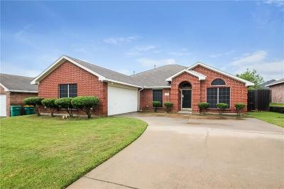 Cedar Hill Single Family Home For Sale: 829 Passive Drive