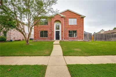 Allen Single Family Home For Sale: 1410 Thistle Circle