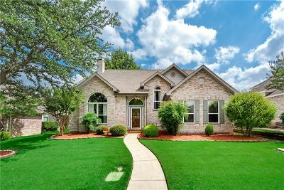 Allen Single Family Home For Sale: 1020 Rockefeller Lane