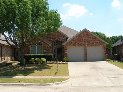 Little Elm Single Family Home For Sale: 2692 Redcedar Drive