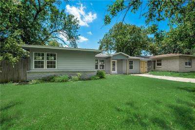 Dallas Single Family Home For Sale: 3226 San Paula Avenue