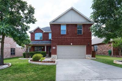 Van Alstyne Single Family Home For Sale: 1518 Syracuse Drive