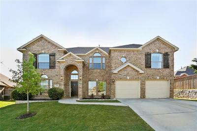 Tarrant County Single Family Home For Sale: 7100 NE Ten Bears Court NE