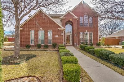 North Richland Hills Single Family Home For Sale: 6504 Yorkshire Court