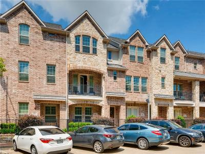 Addison Townhouse For Sale: 15853 Spectrum Drive