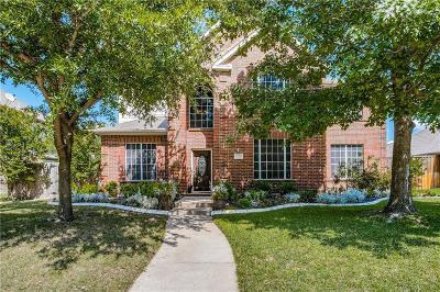 Keller Single Family Home Active Option Contract: 1613 Overcup Lane