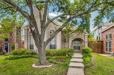 Irving Single Family Home For Sale: 810 Santa Fe Trail