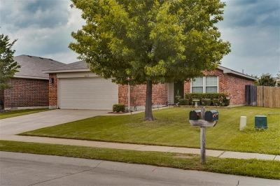 Denton County Single Family Home For Sale: 8825 King Ranch Drive
