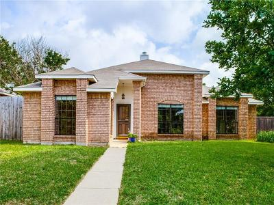 Allen Single Family Home For Sale: 605 Windsor Drive