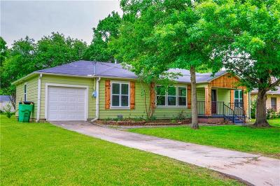 Cooke County Single Family Home For Sale: 1212 Hillcrest Boulevard