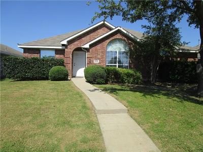 Frisco Single Family Home For Sale: 8001 Inlet Street