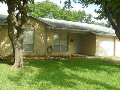 Garland Single Family Home For Sale: 2105 Gemini Drive