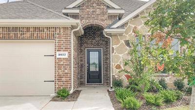 Heath Single Family Home For Sale: 3077 Maverick Drive