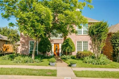 Carrollton Single Family Home For Sale: 3807 Cromwell Drive