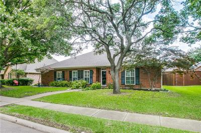 Carrollton Single Family Home For Sale: 1007 Staffordshire Drive