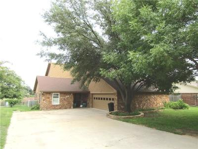 Cooke County Single Family Home For Sale: 519 Kiowa Drive W