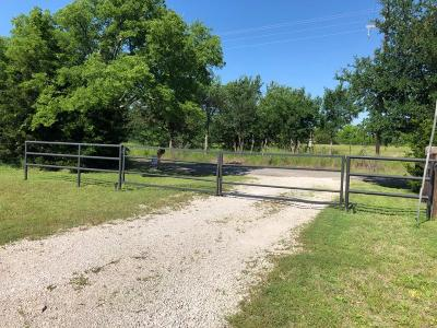 Farmersville Single Family Home Active Option Contract: 3407 County Road 1125