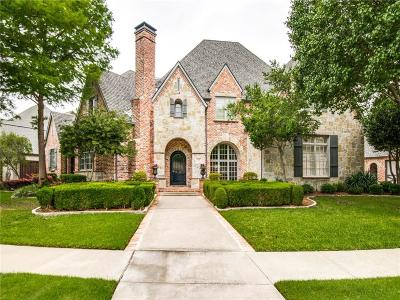 Coppell TX Single Family Home For Sale: $1,350,000